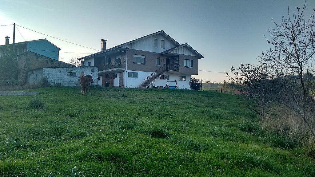 Fachada - Casa en alquiler opción compra en barrio Rumoroso, Piélagos - 310561511