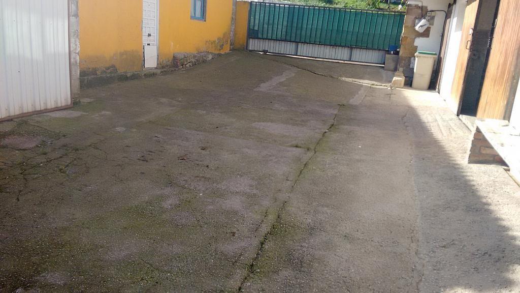 Patio - Casa en alquiler opción compra en barrio Rumoroso, Piélagos - 310561534