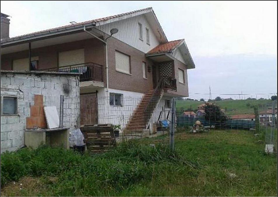 Fachada - Casa en alquiler opción compra en barrio Rumoroso, Piélagos - 316743722