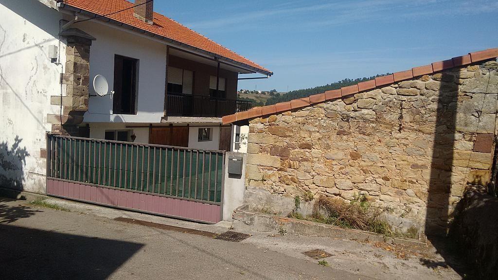 Fachada - Casa en alquiler opción compra en barrio Rumoroso, Piélagos - 316743733