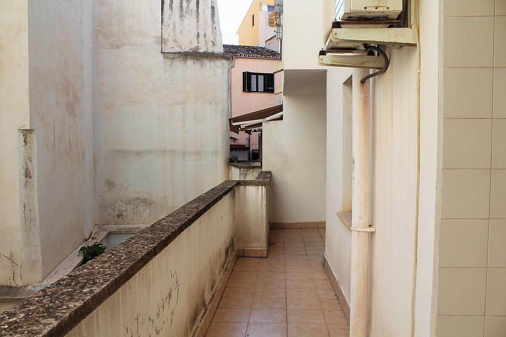 Terraza - Despacho en alquiler en calle Can Ribera, Cort, Jaume III en Palma de Mallorca - 239038167