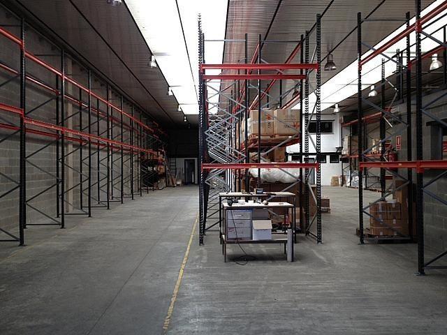 Planta baja - Nave en alquiler en calle Can Bordoll, Polígon Sud-Oest en Sabadell - 239788970