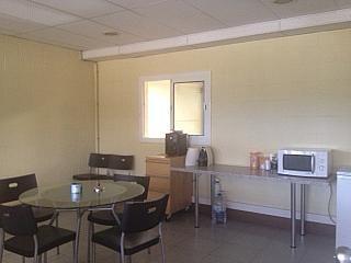 Cocina - Nave industrial en alquiler en carretera Montmeló, Congost en Granollers - 241559676