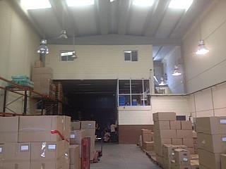 Planta baja - Nave industrial en alquiler en carretera Montmeló, Congost en Granollers - 241559677