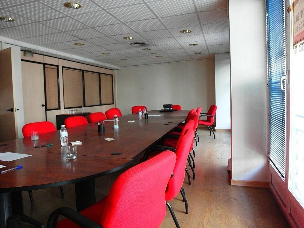 Oficina en alquiler en calle Gran Via, Cortes-Huertas en Madrid - 415785670