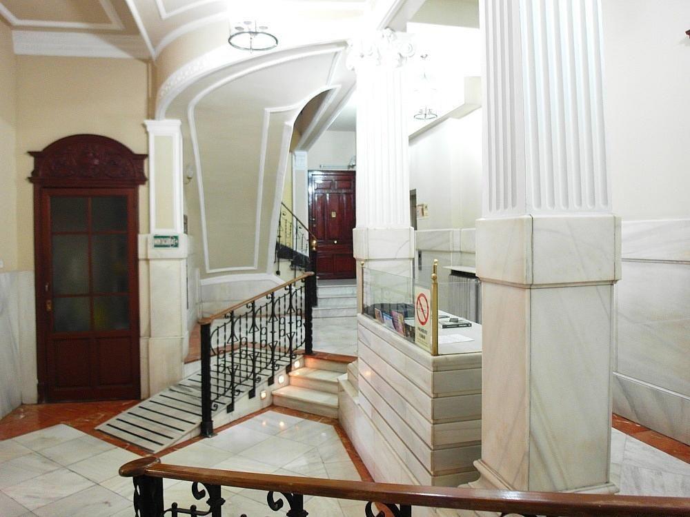 Oficina en alquiler en calle Gran Via, Cortes-Huertas en Madrid - 415785754
