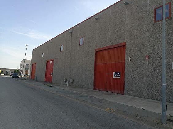 Nave industrial en alquiler en calle Isaac Rabin, Salt - 294000327