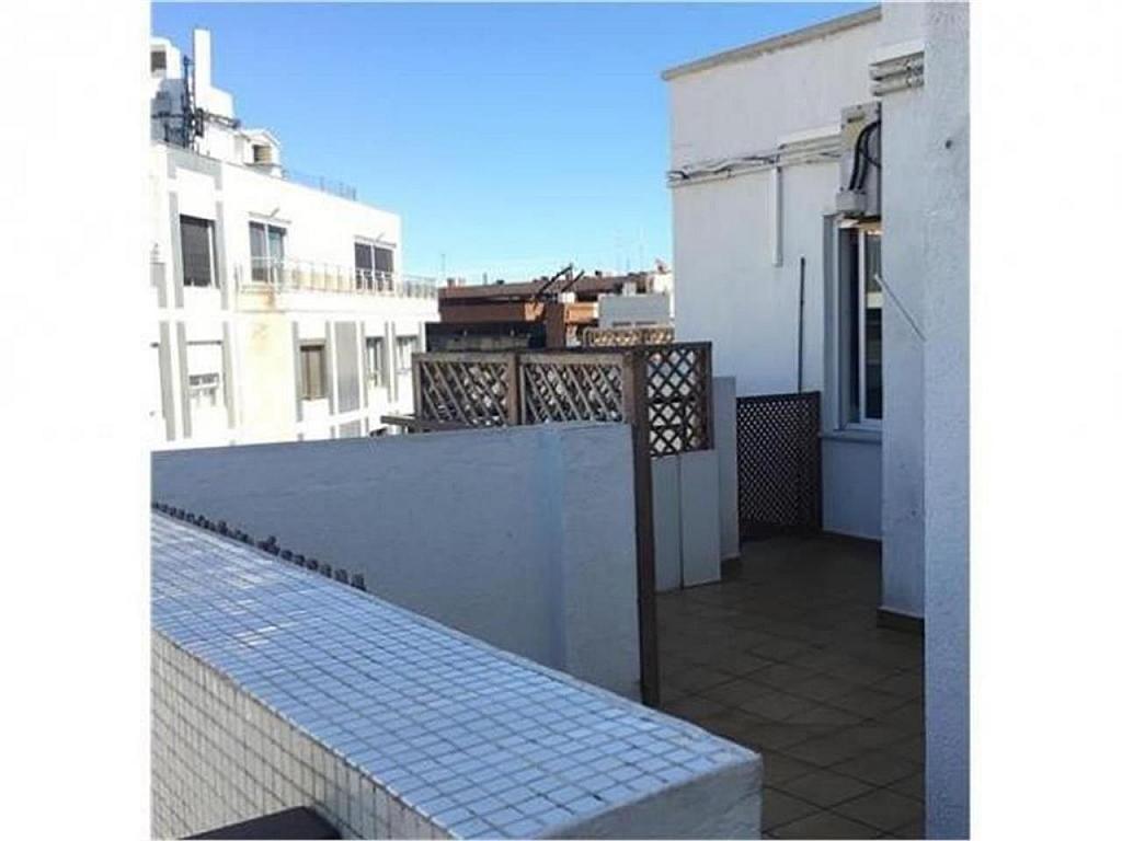 Ático en alquiler en Ciutat vella en Valencia - 328756801