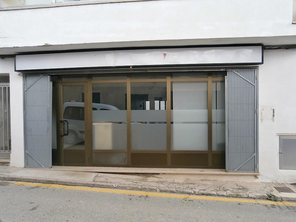Local comercial en alquiler en calle Santa Catalina Thomas, Vilafranca de Bonany - 256400935