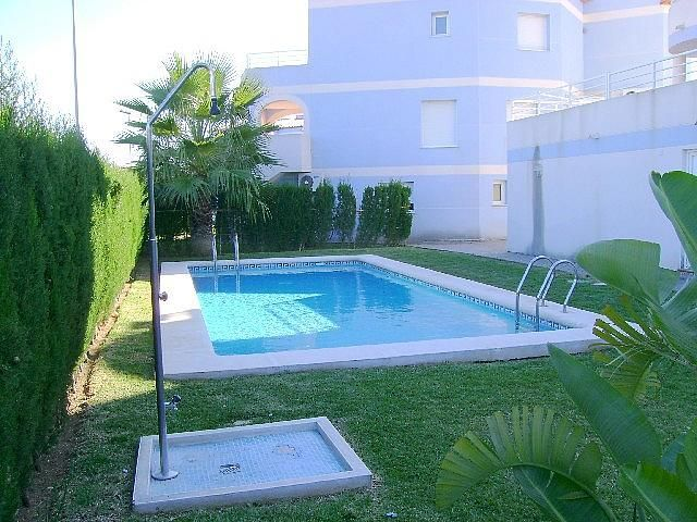Foto 1 - Piso en alquiler en Oliva - 285941708