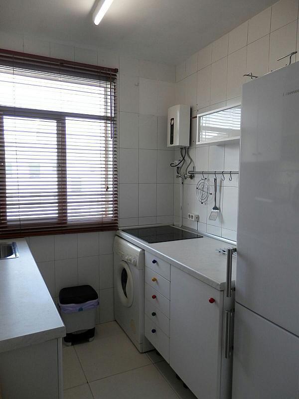 Piso en alquiler en calle Lorenzo de Sepúlveda, La Palmera en Sevilla - 302233531