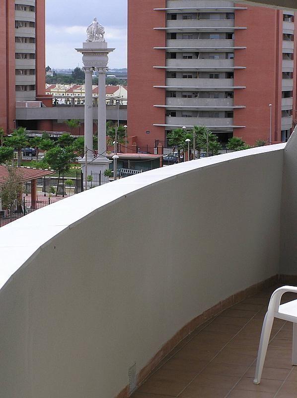 Piso en alquiler en calle Zeus, Reina Mercedes en Sevilla - 328070584