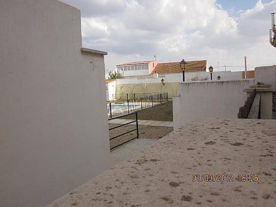 Casa adosada en alquiler en calle La Rosa, Santa Cruz de la Zarza - 261990139