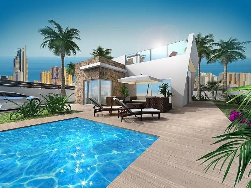 Купить квартиру в бенидорме с видом на море трейлер