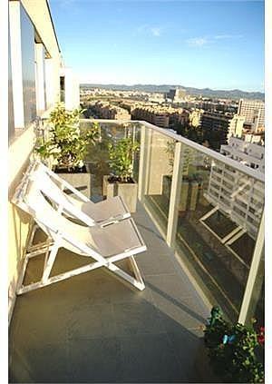 Ático en alquiler en Sant Pau en Valencia - 330383657