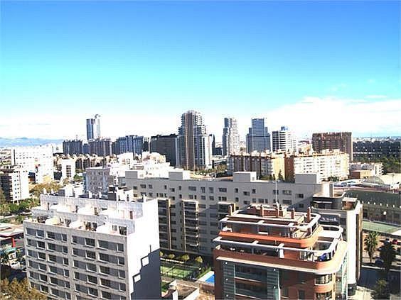 Ático en alquiler en Sant Pau en Valencia - 330383696