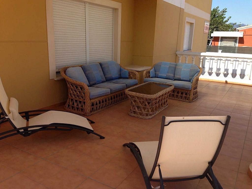 Casa adosada en alquiler en calle Entra Dels Dolors, Cullera - 275903198