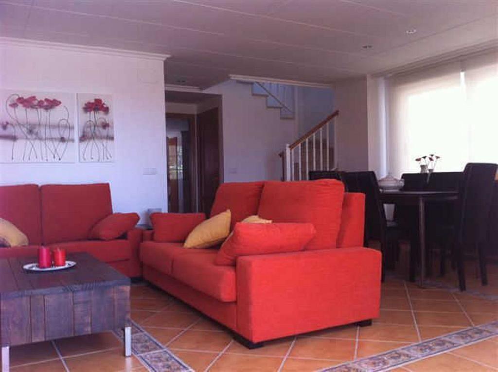 Casa adosada en alquiler en calle Entra Dels Dolors, Cullera - 275903207