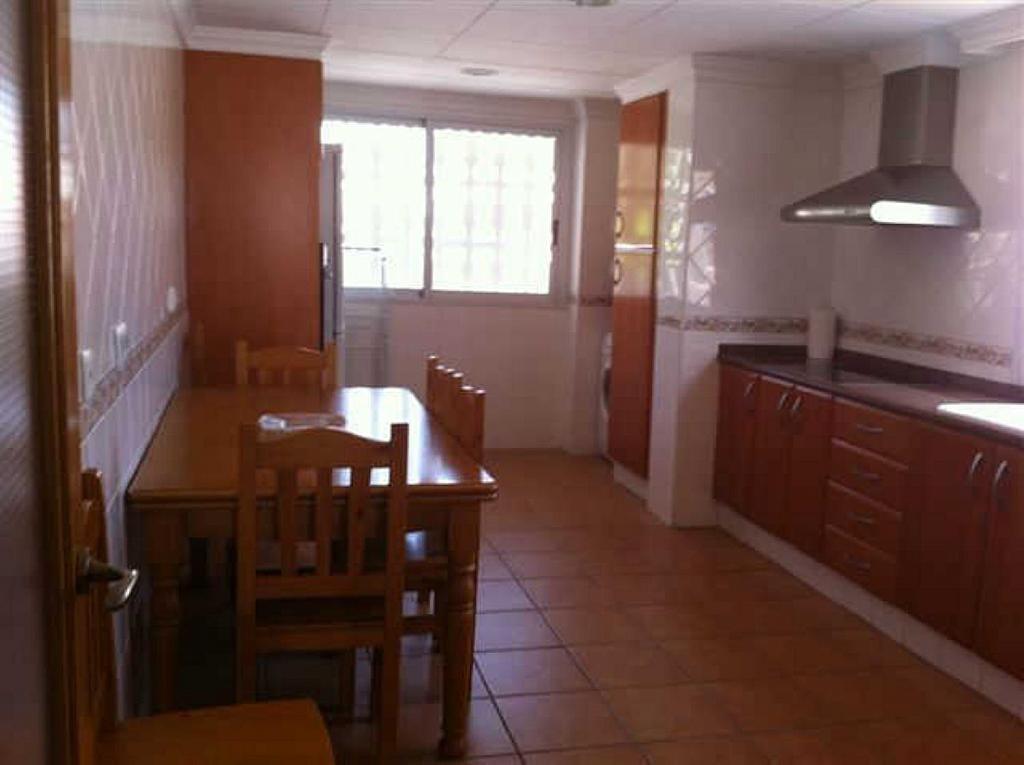 Casa adosada en alquiler en calle Entra Dels Dolors, Cullera - 275903216