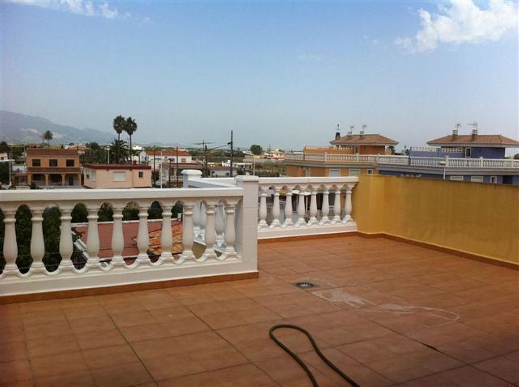 Casa adosada en alquiler en calle Entra Dels Dolors, Cullera - 275903258
