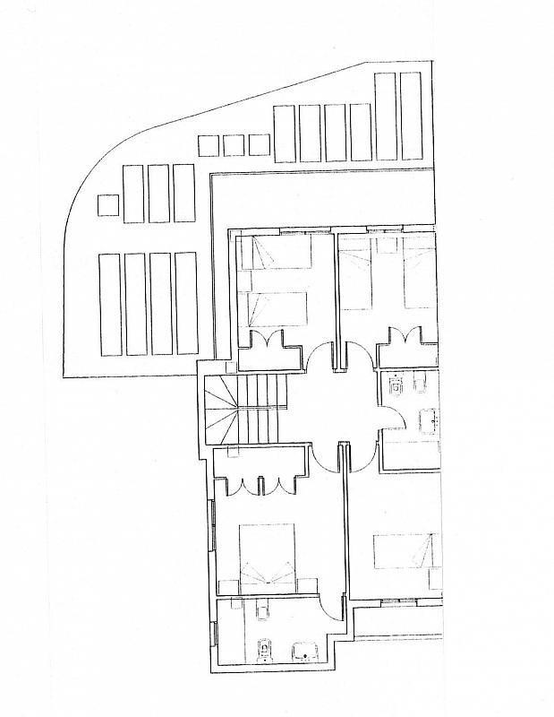 Casa adosada en alquiler en calle Entra Dels Dolors, Cullera - 275903273