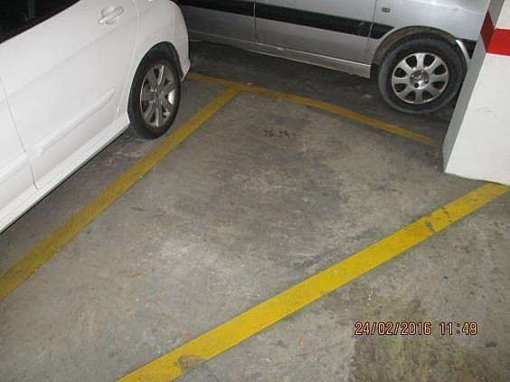 Parking en alquiler en Llíria - 286236198