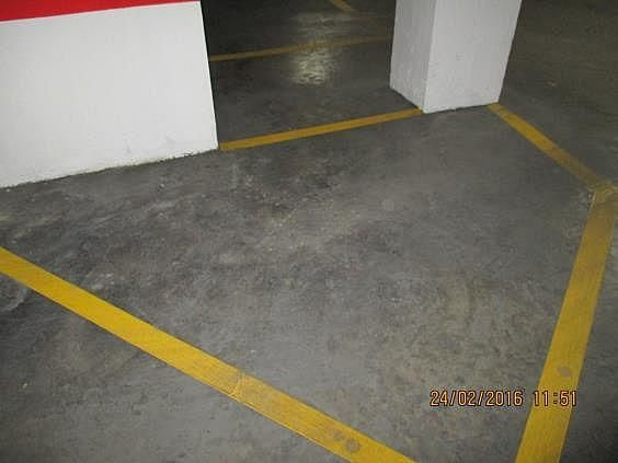 Parking en alquiler en Llíria - 286236201