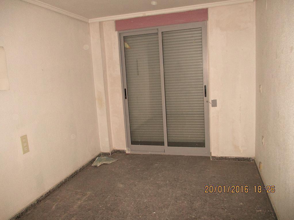 Dormitorio - Piso en alquiler en Centro Urbano en Llíria - 289809823