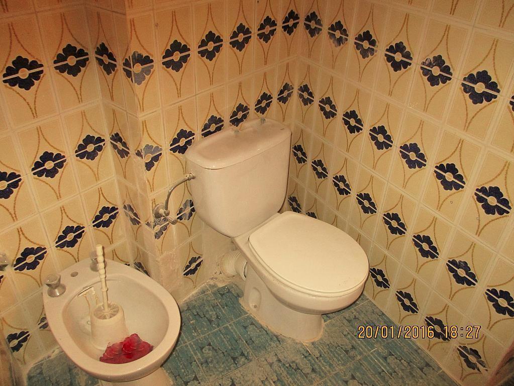 Baño - Piso en alquiler en Centro Urbano en Llíria - 289809840