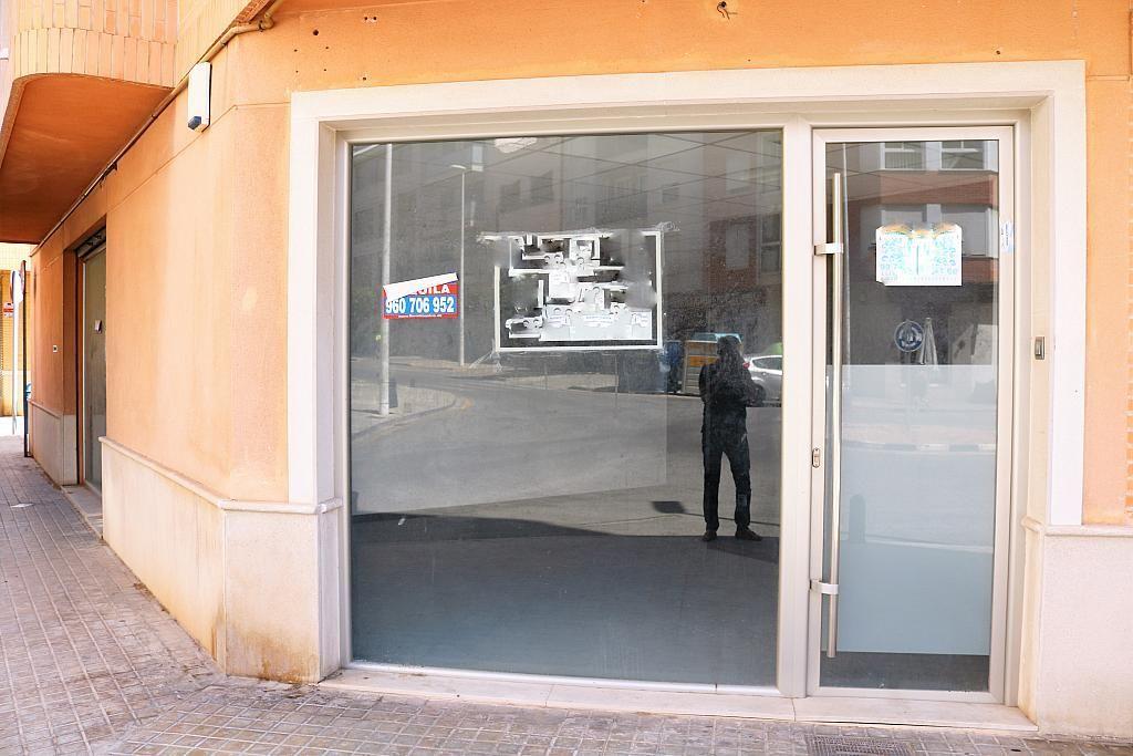 Fachada - Local comercial en alquiler en Centro Urbano en Llíria - 306526106
