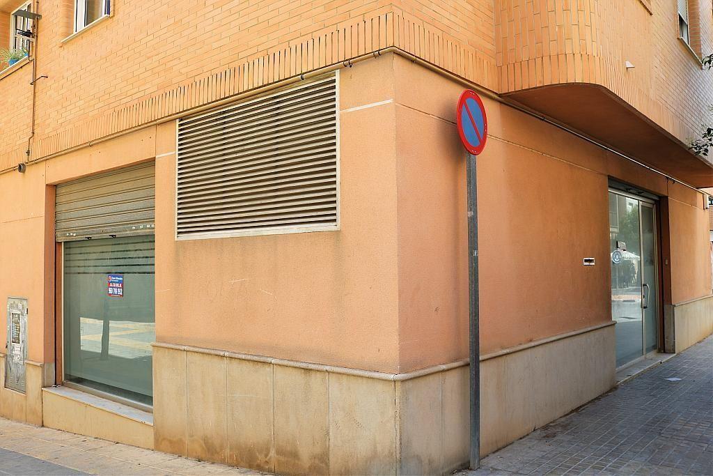 Fachada - Local comercial en alquiler en Centro Urbano en Llíria - 306526108