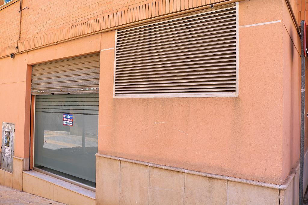 Fachada - Local comercial en alquiler en Centro Urbano en Llíria - 306526109