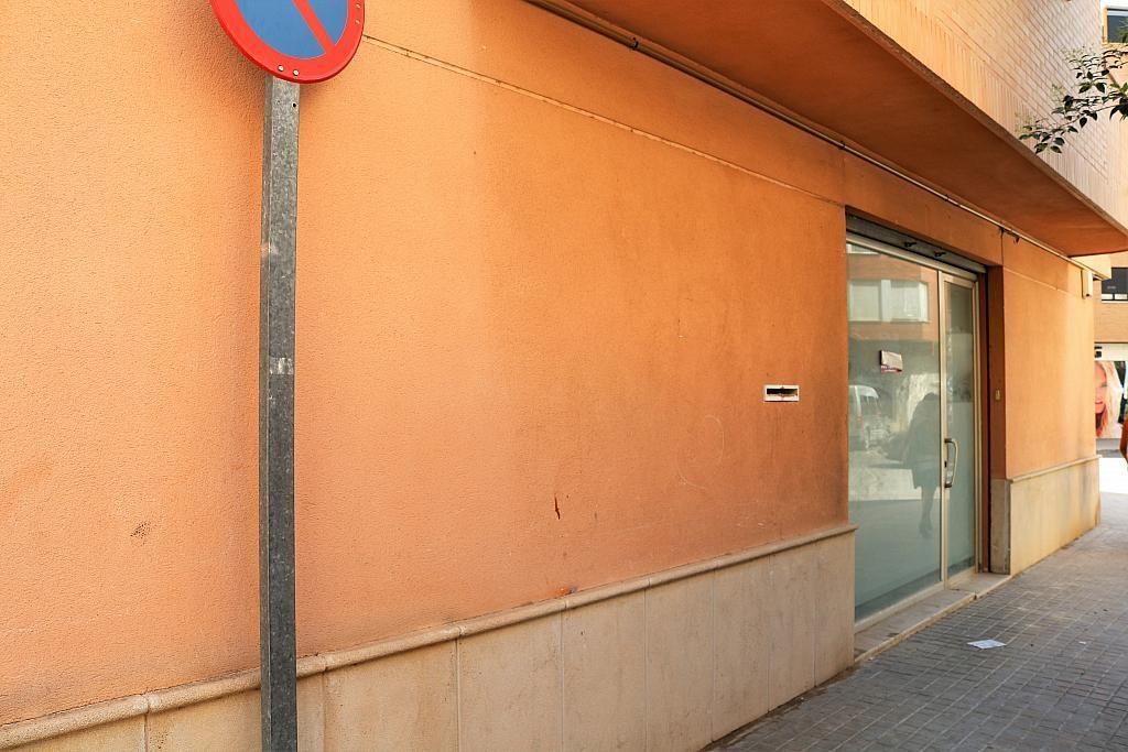 Fachada - Local comercial en alquiler en Centro Urbano en Llíria - 306526113
