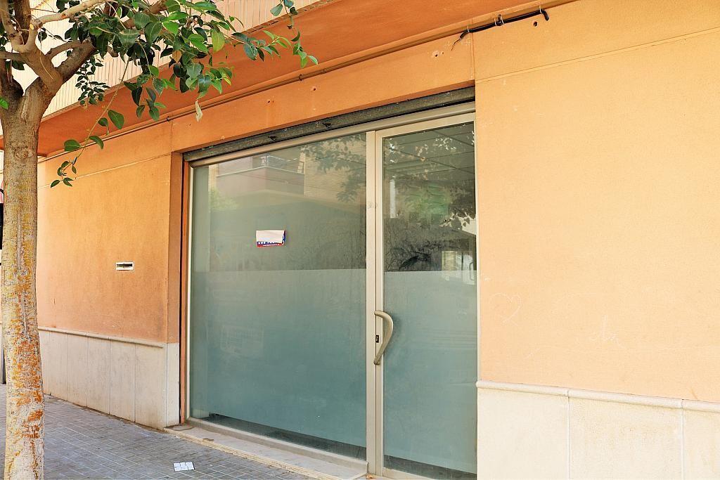 Fachada - Local comercial en alquiler en Centro Urbano en Llíria - 306526120