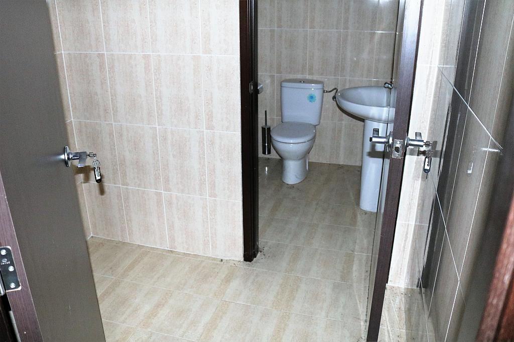 Baño - Local comercial en alquiler en Centro Urbano en Llíria - 306527581