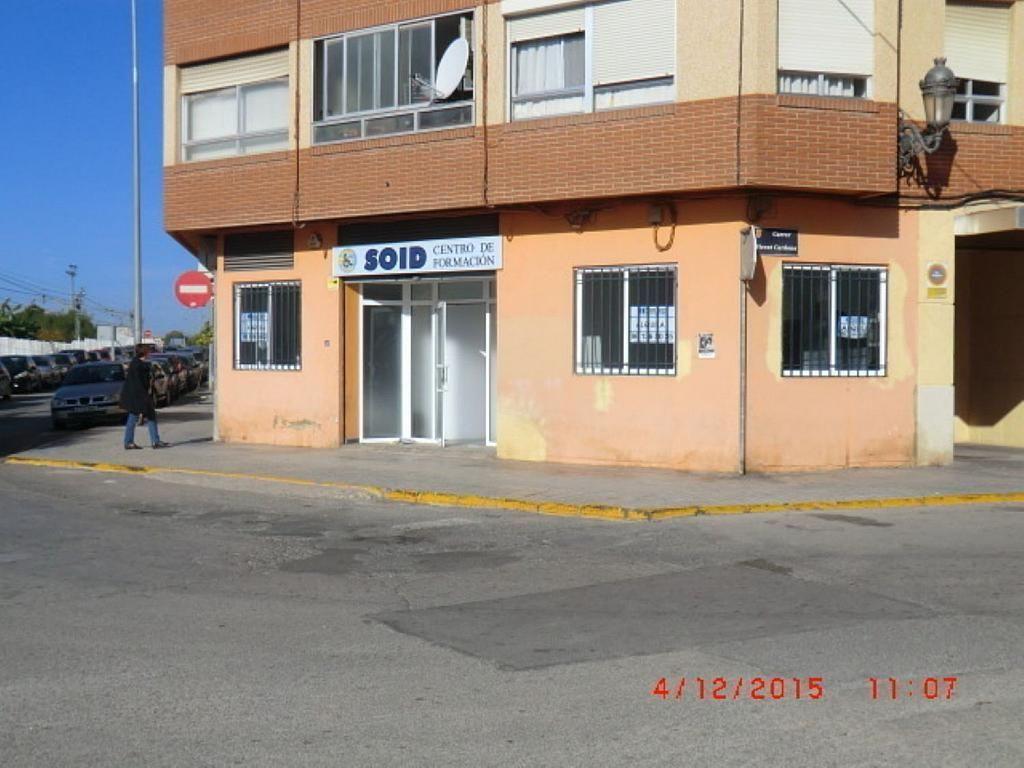 Local comercial en alquiler en calle Vicente Cardona, Paterna - 355532086