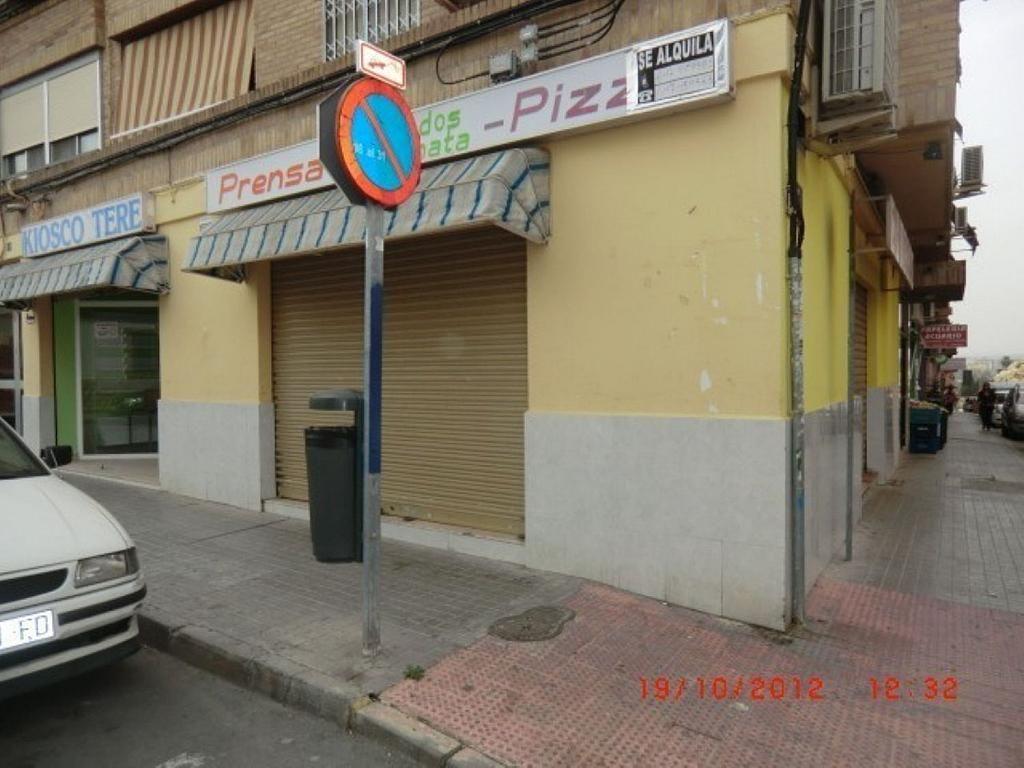 Local comercial en alquiler en calle CID Campeador, Santa Rita en Paterna - 360337738