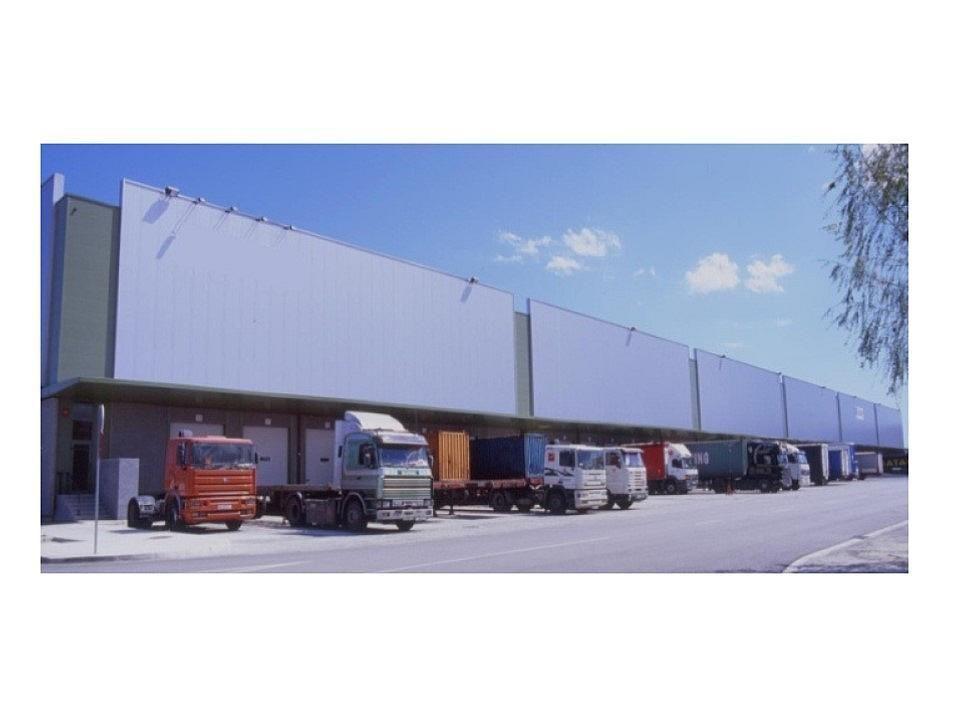 Fachada - Nave en alquiler en calle Número Dos, Zona Franca- Port en Barcelona - 302717024
