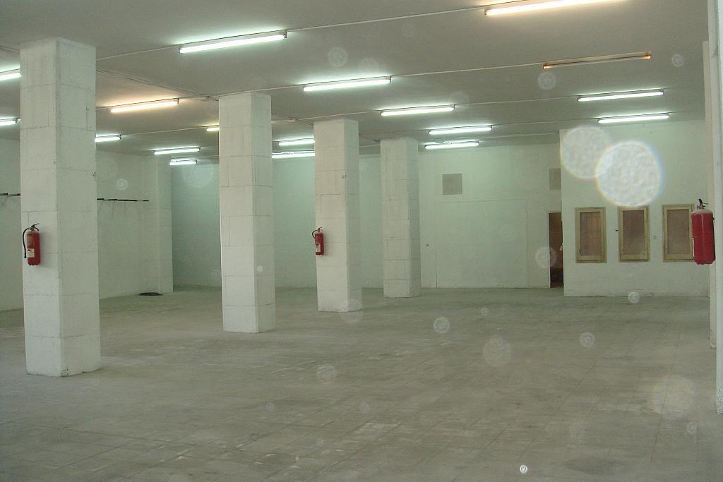 Planta baja - Nave en alquiler en calle Crom, Bellvitge en Hospitalet de Llobregat, L´ - 304153235