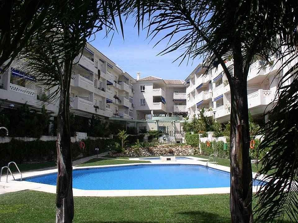 Piscina - Piso en alquiler en San Pedro Pueblo en Marbella - 277702204