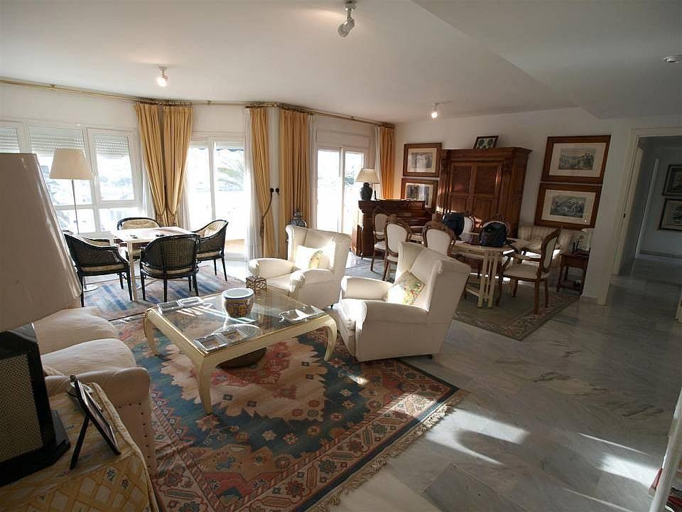 Salon - Piso en alquiler en San Pedro Pueblo en Marbella - 277702207