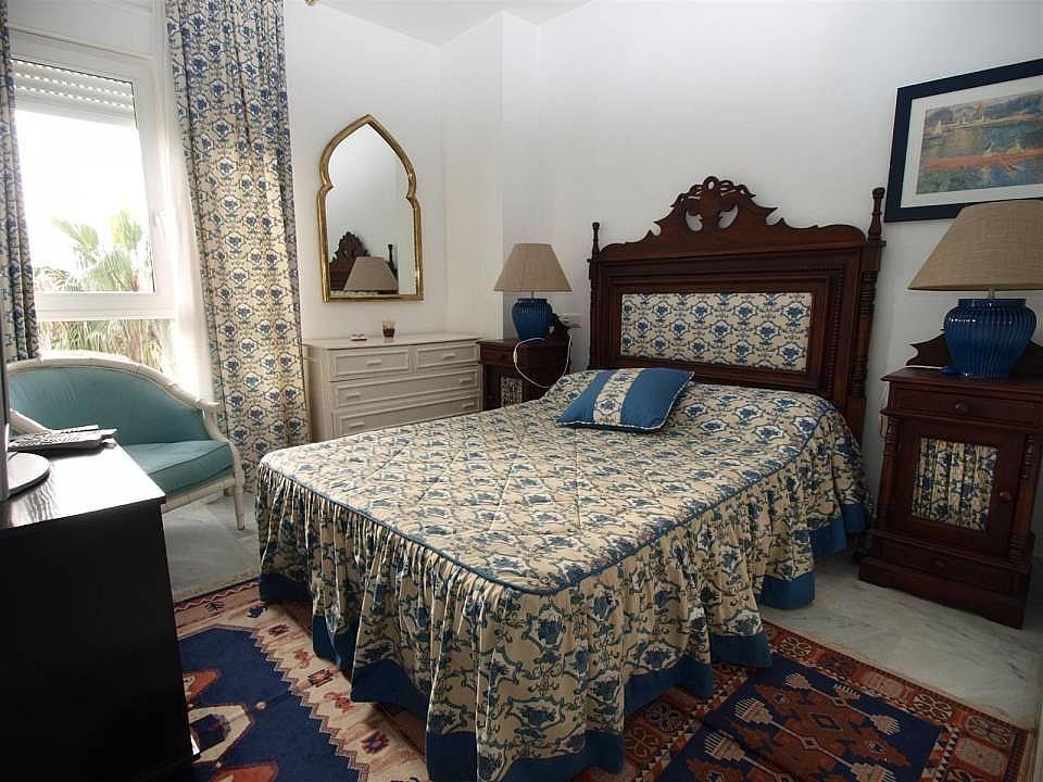 Dormitorio - Piso en alquiler en San Pedro Pueblo en Marbella - 277702213