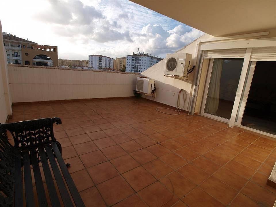 Terraza - Piso en alquiler en San Pedro Pueblo en Marbella - 277702216