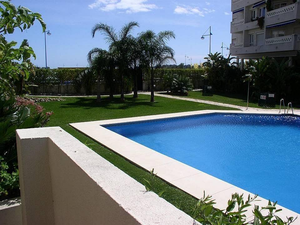 Piscina - Piso en alquiler en San Pedro Pueblo en Marbella - 277702231