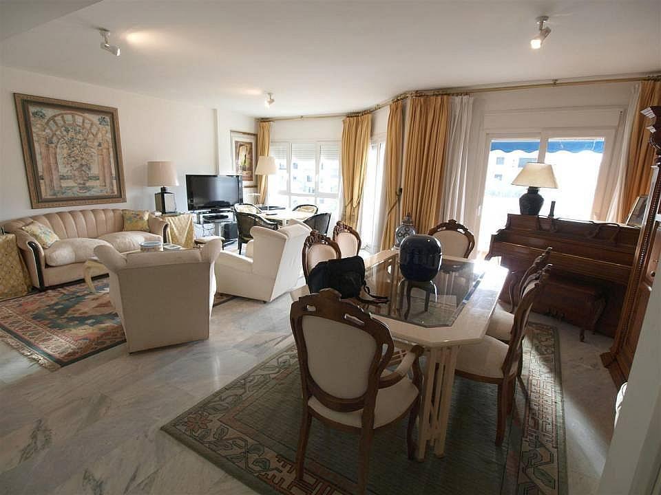 Salon - Piso en alquiler en San Pedro Pueblo en Marbella - 277702246