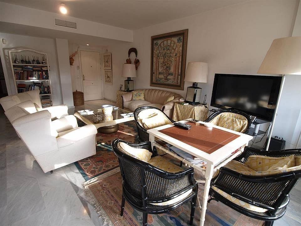 Salon - Piso en alquiler en San Pedro Pueblo en Marbella - 277702249