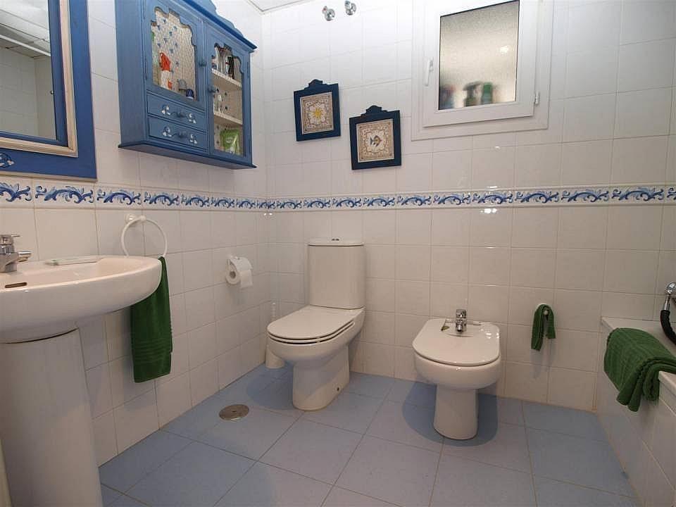 Bano - Piso en alquiler en San Pedro Pueblo en Marbella - 277702261