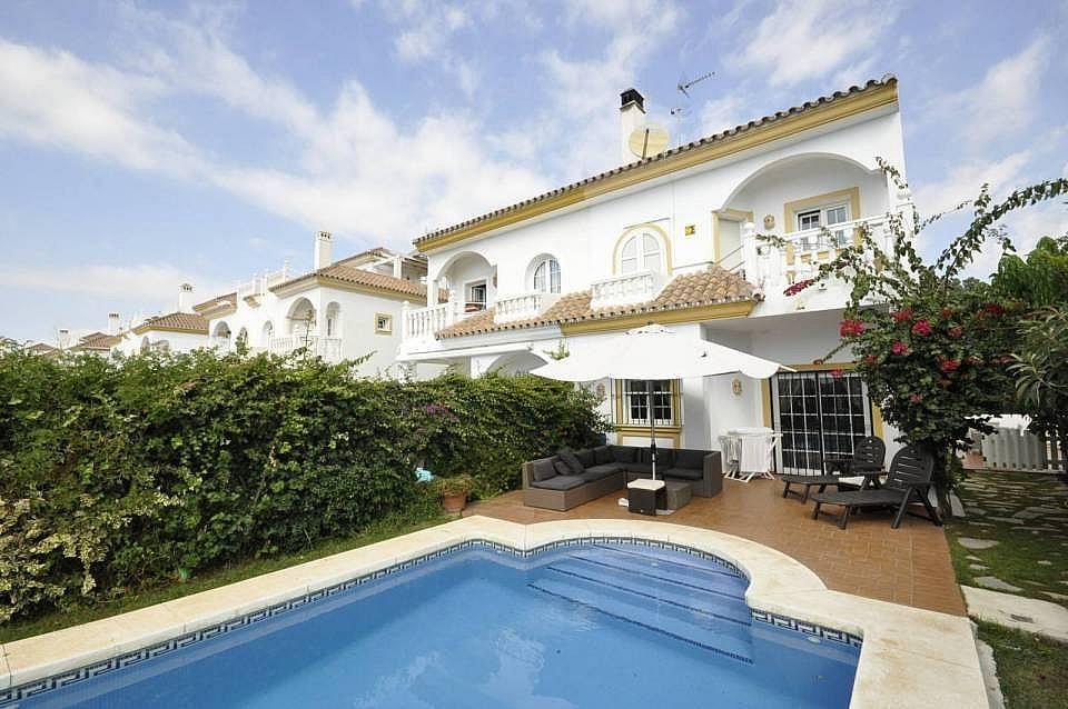 Exterior - Casa adosada en alquiler en Milla de Oro en Marbella - 277708294