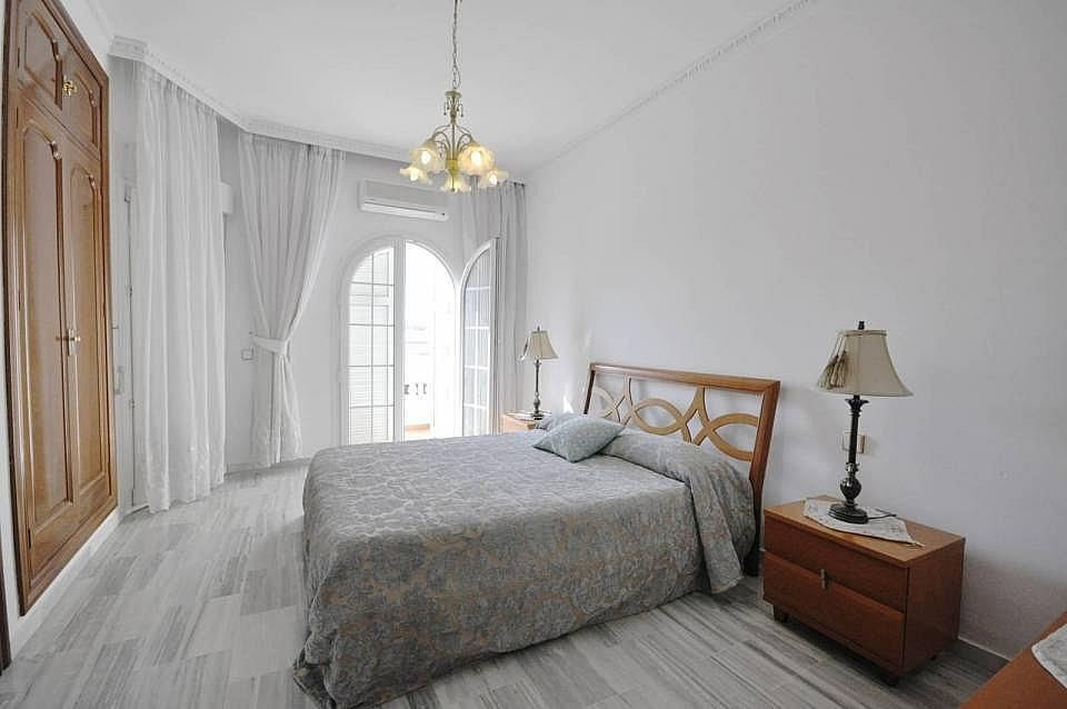 Dormitorio - Casa adosada en alquiler en Milla de Oro en Marbella - 277708303