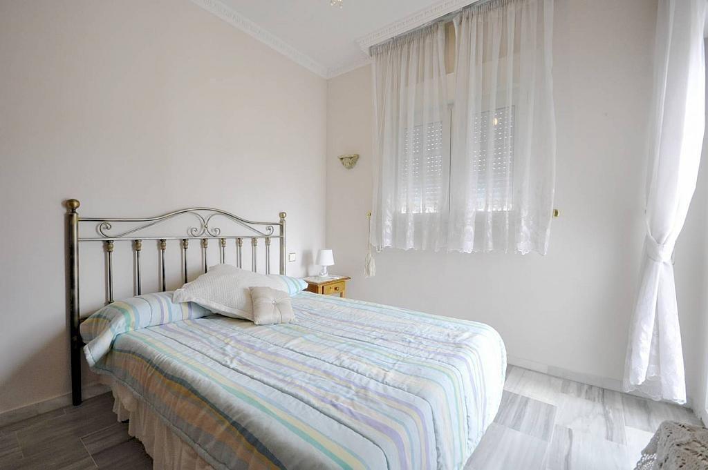 Dormitorio - Casa adosada en alquiler en Milla de Oro en Marbella - 277708309